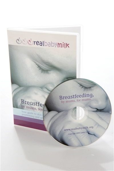 breastfeeding dvd